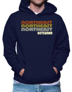 Retro Color Northeast Hoodie