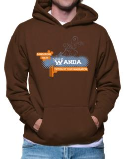 Wanda - Fiction Of Your Imagination Hoodie