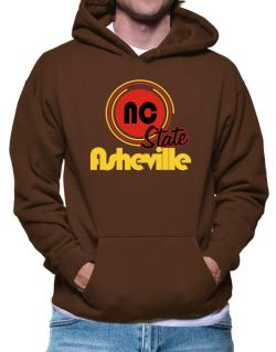 Asheville - State Hoodie
