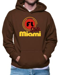 Miami - State Hoodie
