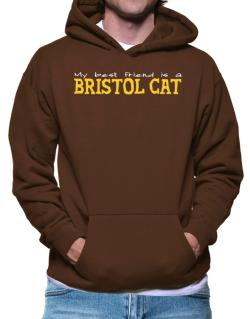 My Best Friend Is A Bristol Hoodie