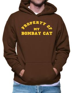 Property Of My Bombay Hoodie