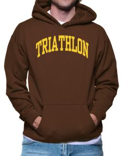 Triathlon Athletic Dept Hoodie
