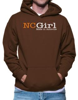 Girl Made In Asheville Hoodie
