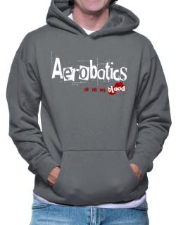 Aerobatics Is In My Blood Hoodie