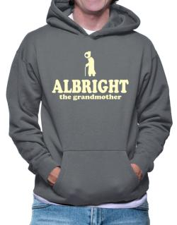 Albright The Grandmother Hoodie