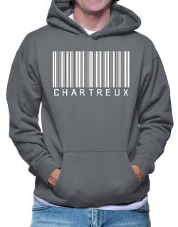 Chartreux Barcode Hoodie
