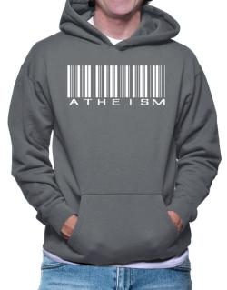 Atheism - Barcode Hoodie