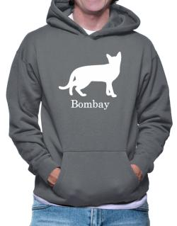 Bombay silhouette Hoodie