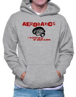 Aerobatics Is An Extension Of My Creative Mind Hoodie