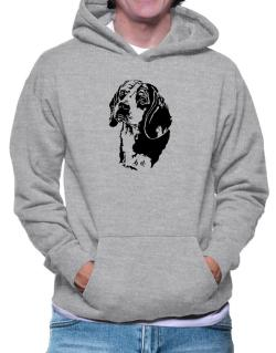 Beagle Face Special Graphic Hoodie