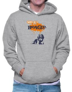 Owned By A Beagle Hoodie
