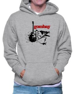 Gombay - Feel The Music Hoodie