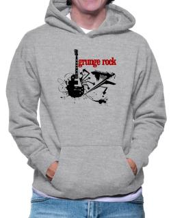 Grunge Rock - Feel The Music Hoodie