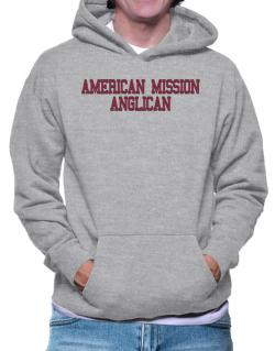 American Mission Anglican - Simple Athletic Hoodie
