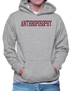Anthroposophy - Simple Athletic Hoodie