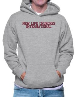 New Life Churches International - Simple Athletic Hoodie