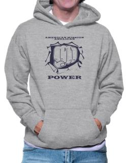 American Mission Anglican Power Hoodie