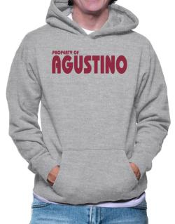 Property Of Agustino Hoodie