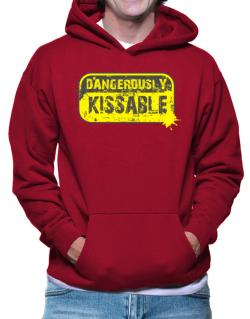 Dangerously Kissable Hoodie