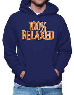 100% Relaxed Hoodie