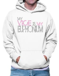 Polera Con Capucha de My Vice Is My Euphonium
