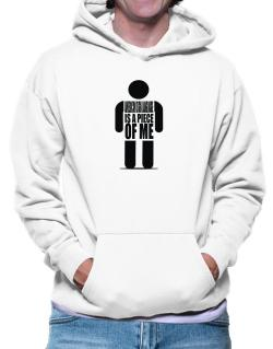 American Sign Language Is A Piece Of Me Hoodie