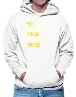 """ Those depressed people "" Hoodie"