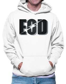 EOD explosive ordinance disposal Hoodie