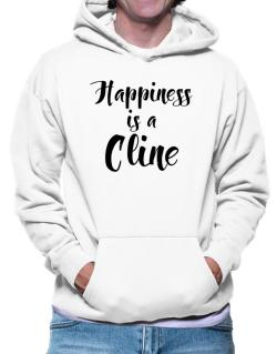 Happiness is a Cline Hoodie