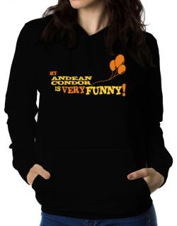 My Andean Condor Is Very Funny Women Hoodie