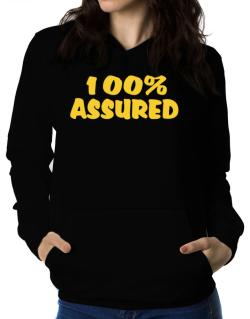 100% Assured Women Hoodie