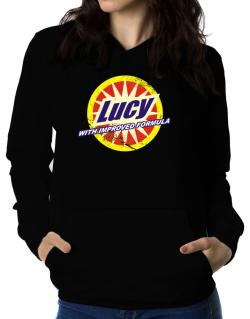 Lucy - With Improved Formula Women Hoodie