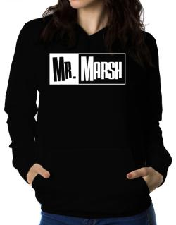 Mr. Marsh Women Hoodie