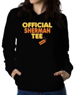 Official Sherman Tee - Original Women Hoodie