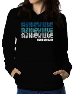 Asheville State Women Hoodie