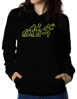 Evolution - Triathlon Women Hoodie