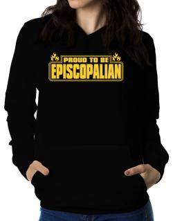 Proud To Be Episcopalian Women Hoodie
