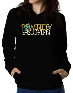 Powered By Episcopalian Women Hoodie