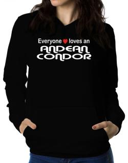 Everyones Loves Andean Condor Women Hoodie