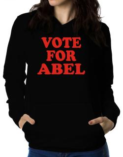 Vote For Abel Women Hoodie