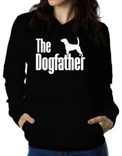 The dogfather Beagle Women Hoodie