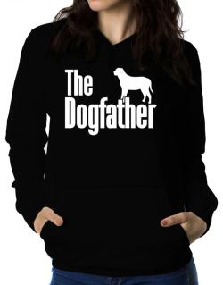 The dogfather Broholmer Women Hoodie