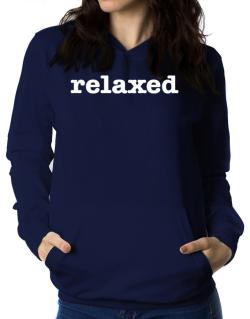 relaxed  Women Hoodie