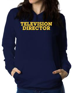 Television Director Women Hoodie