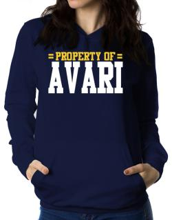 Property Of Avari Women Hoodie