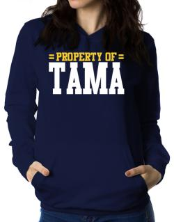 Property Of Tama Women Hoodie