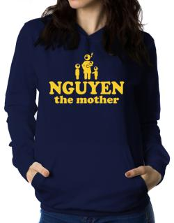 Nguyen The Mother Women Hoodie