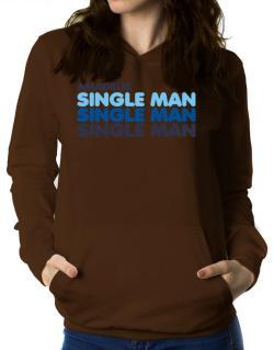 Amadeus Single Man Women Hoodie