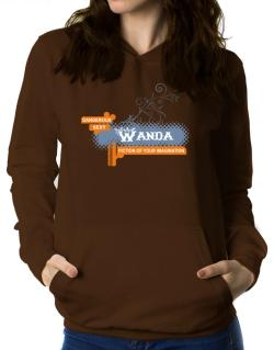 Wanda - Fiction Of Your Imagination Women Hoodie